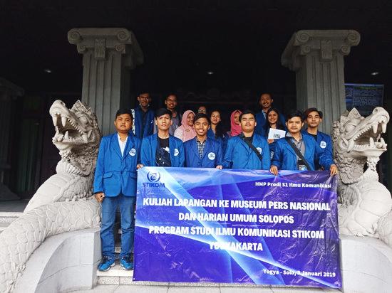 Program Studi SARJANA (S1) ILMU KOMUNIKASI Stikom Yogyakarta