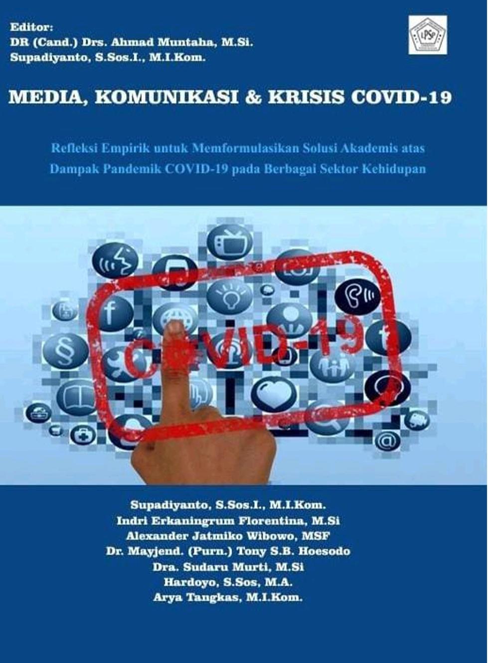 Publikasi: Media, Komunikasi, dan Kris Covid-19