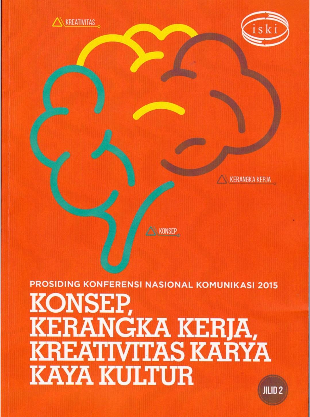 Publikasi: Konsep, Kerangka Kerja, Kreativitas Karya Kaya Kultur